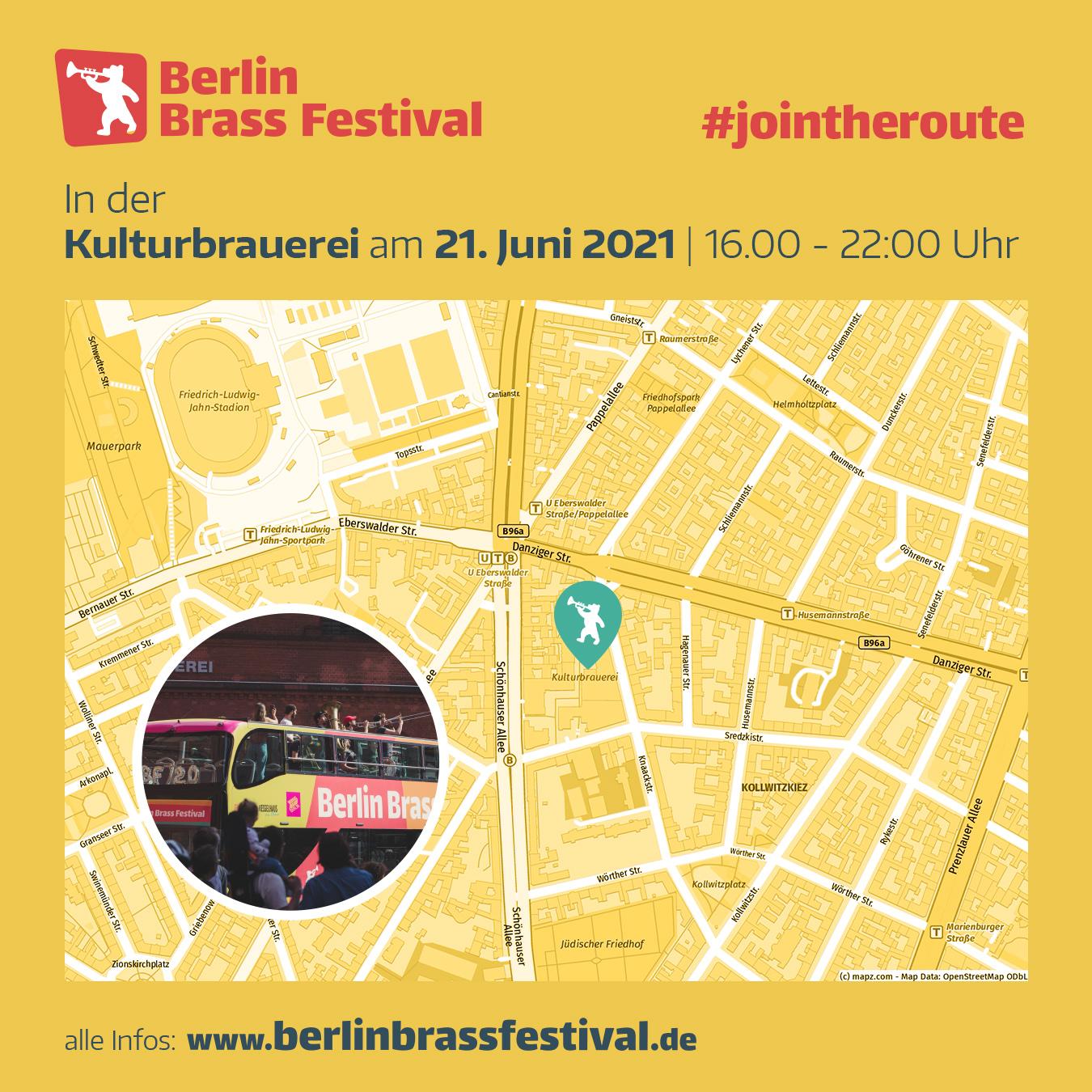 Berlin Brass Festival 2021Kulturbrauerei